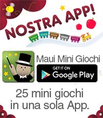Maui Mini App Educativa - 25 mini giochi in una sola applicazione per bambini