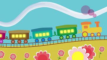 Immagini per bambini piccoli - Animali dei cartoni animati a colori ...